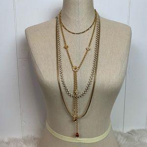 Jewelry - Women's Necklace Lot Fashion Jewelry